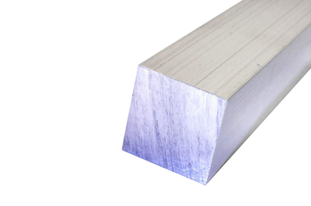 Alu 6082 Square Bar 10 Mm P Steel Supplies Bv
