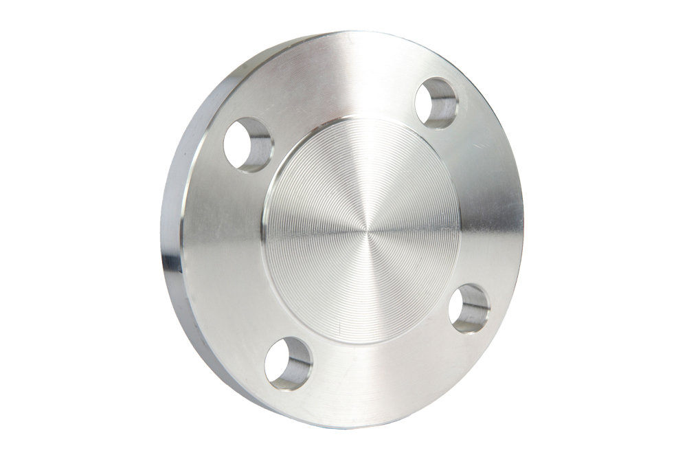 SS 304 Blind flange 300 lbs/4 holes ANSI DN25 1